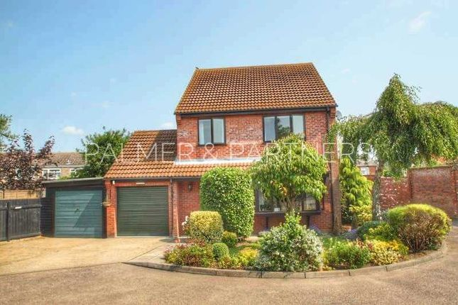 Thumbnail Detached house for sale in First Avenue, Glemsford, Sudbury