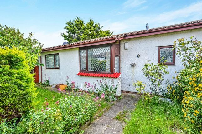Thumbnail Bungalow for sale in Tegfan, Abergele
