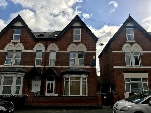 Thumbnail Terraced house for sale in Gillott Road, Edgbaston, Birmingham, West Midlands