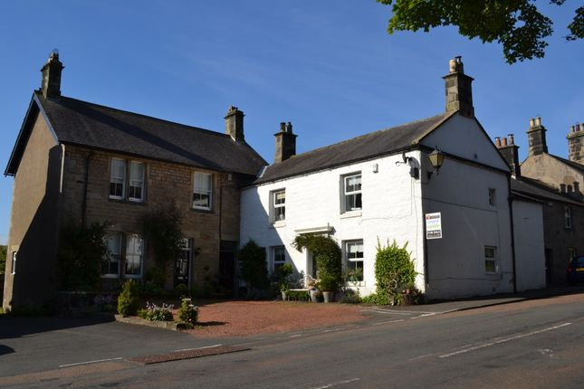 Thumbnail Terraced house for sale in Main Street, Rothbury