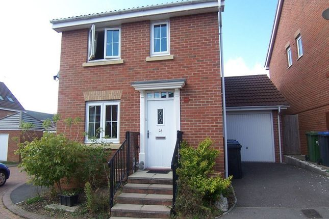 Thumbnail Detached house to rent in Gardeners End, Rugby