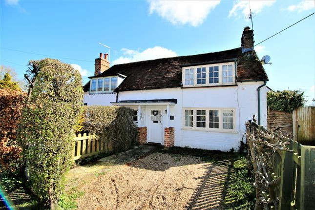 Thumbnail Semi-detached house for sale in Mill Corner, North Warnborough, Hook