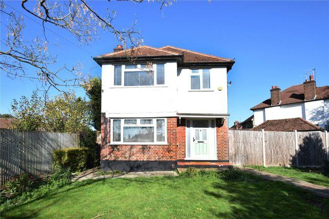 Thumbnail Detached house for sale in Strangeways, Watford