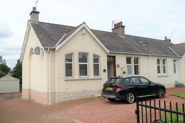 Thumbnail Bungalow for sale in The Loaning, Motherwell