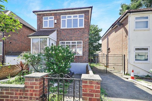 Thumbnail Detached house to rent in Overton Road, London