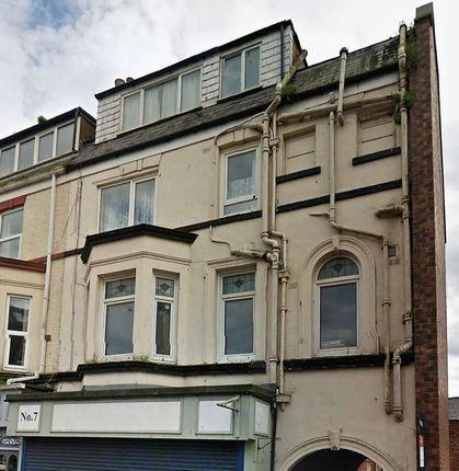 Thumbnail Flat to rent in Regent Terrace, Bridlington