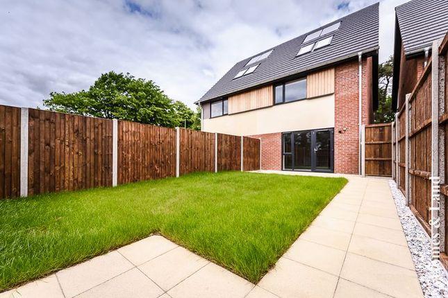 Thumbnail Semi-detached house for sale in Le Safferne Gardens, Norwich