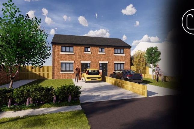 Thumbnail Semi-detached house for sale in Shakespeare Avenue, Kirkby, Liverpool