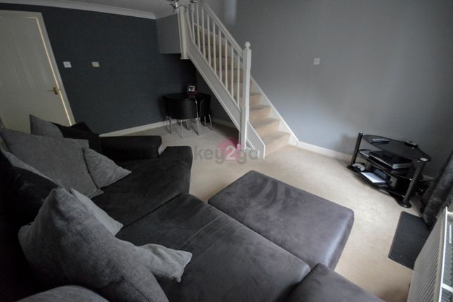 Lounge of Hall Meadow Drive, Halfway, Sheffield S20