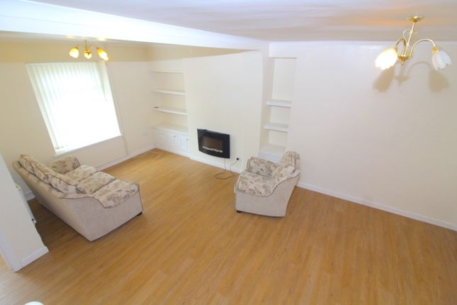 Thumbnail End terrace house to rent in Carmarthen Road, Swansea