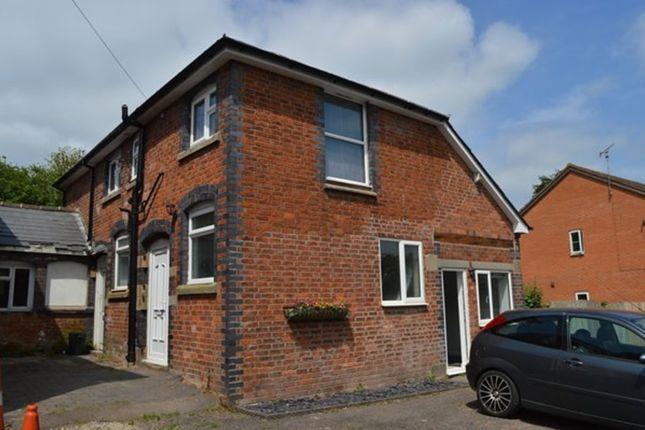 1 bed block of flats to rent in Smithfield Road, Market Drayton TF9