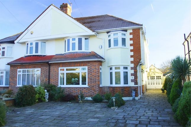 Thumbnail Semi-detached house for sale in Wren Road, Sidcup, Kent