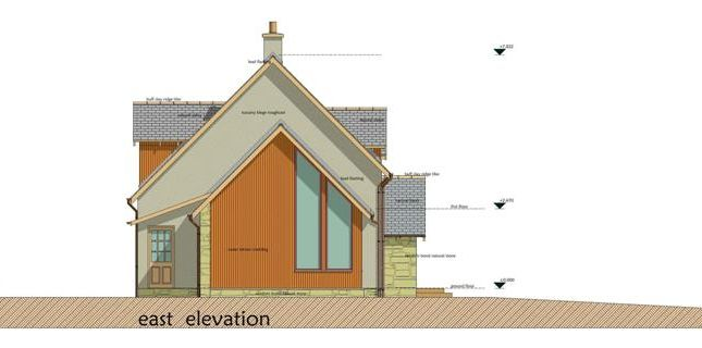 East Elevation of Knock, Huntly AB54