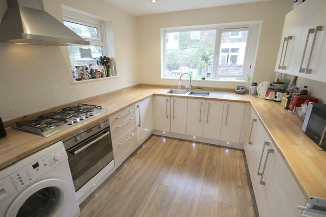 Thumbnail Terraced house to rent in Bramshott Road, Southsea
