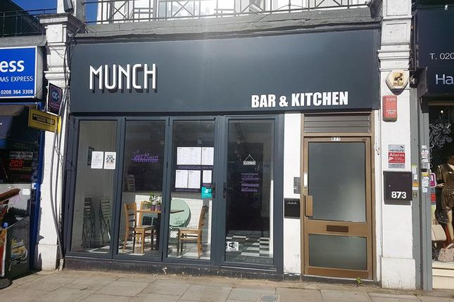 Thumbnail Restaurant/cafe to let in 869 Green Lanes, Winchmore Hill, London