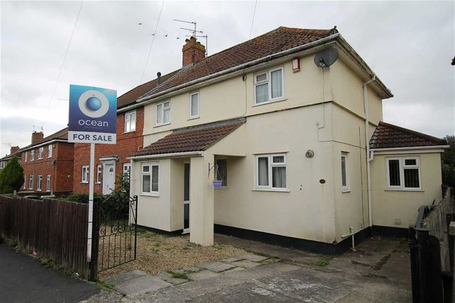 Thumbnail Semi-detached house for sale in Barrow Hill Road, Shirehampton, Bristol