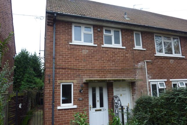 Thumbnail Flat to rent in Huntingdon Road, Doncaster