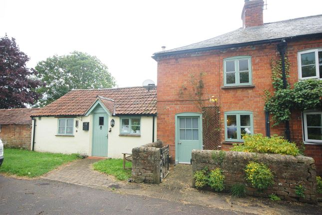 Thumbnail End terrace house for sale in Watery Lane, Minsterworth, Gloucester