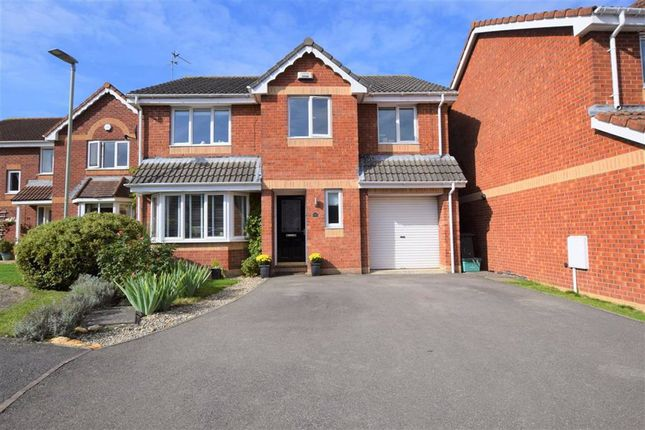 Thumbnail Detached house for sale in Clover Piece, Abbeymead, Gloucester