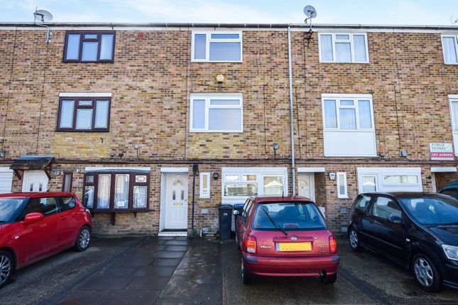 Thumbnail Terraced house for sale in Brockles Mead, Harlow