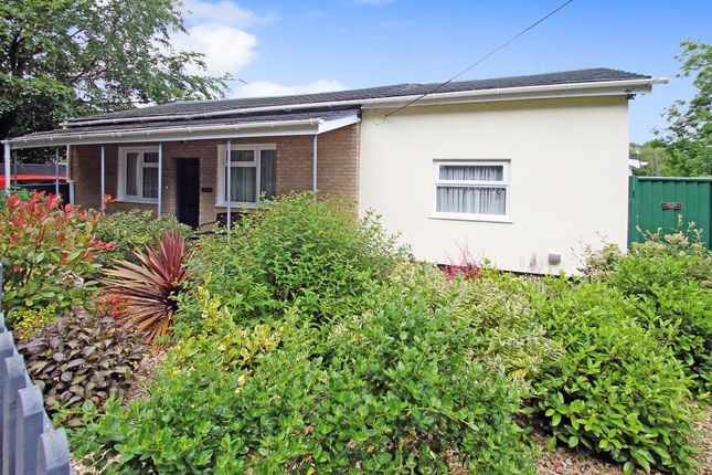 Thumbnail Bungalow for sale in Tump Lane, Undy, Magor