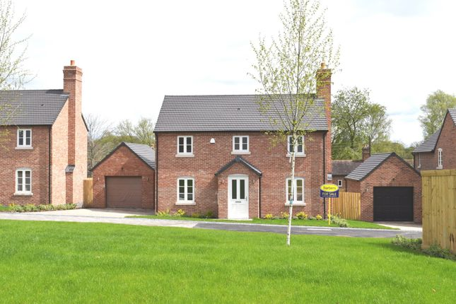 Thumbnail Detached house for sale in 6 William Ball Drive, Horsehay, Telford, Shropshire