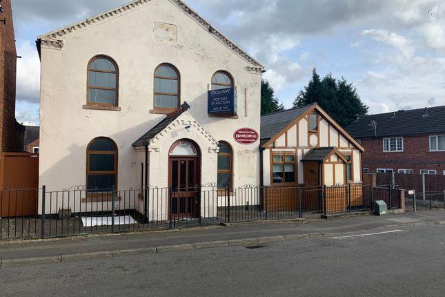 Thumbnail Land for sale in Norman Street, Illkestone