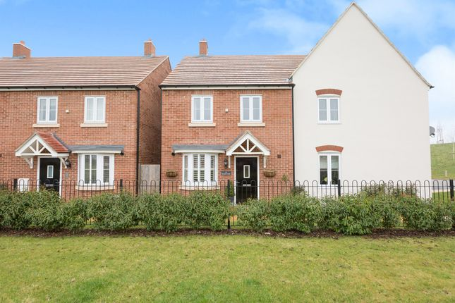 Thumbnail Semi-detached house for sale in Roman Fields, Chilton, Didcot