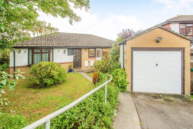 Thumbnail Detached bungalow for sale in Cwm Gwynlais, Tongwynlais, Cardiff