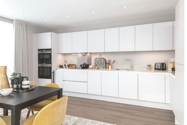 Flat for sale in Plot 129, Central Square Apartments, Acton Gardens, Bollo Lane, Acton, London