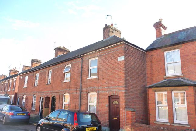 Thumbnail Terraced house to rent in York Road, Newbury