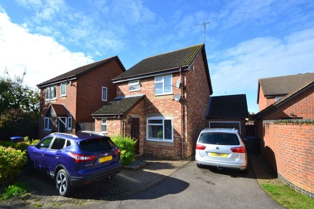 3 bed detached house to rent in Mill Meadow, Kingsthorpe, Northampton NN2