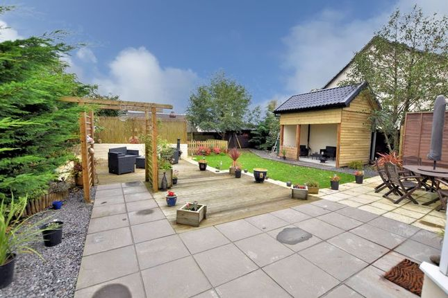 Garden of Canna Park Drive, Highampton, Beaworthy EX21
