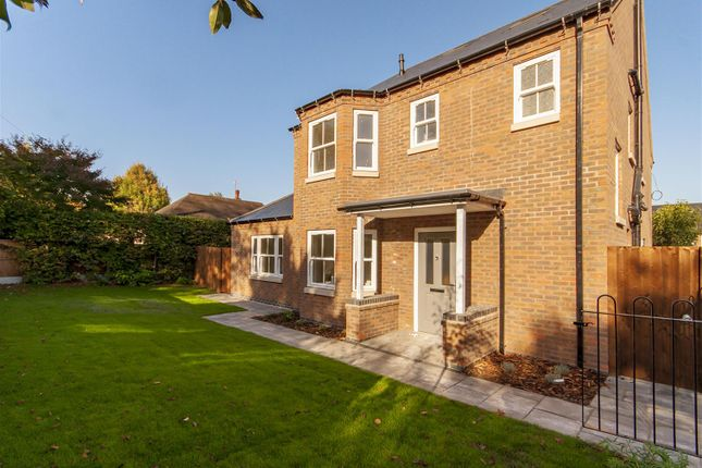 Thumbnail Detached house for sale in Mulberry Close, Bramcote, Nottingham