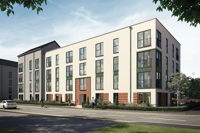 """2 bed flat for sale in """"The Davoli"""" at Foundry Lane, Chippenham SN15"""