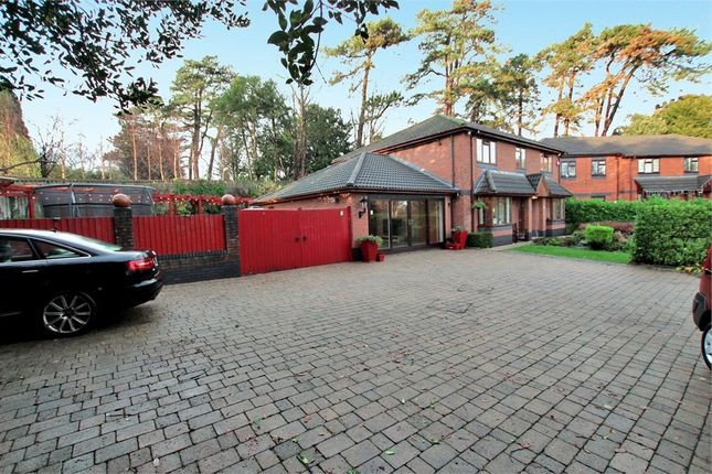 Thumbnail Detached house for sale in Courtenay Close, Old St Mellons, Cardiff