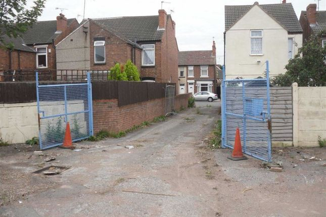 Thumbnail Land for sale in Residential Development Land, Off Yorke Street/ Blake Street, Mansfield Woodhouse, Notts