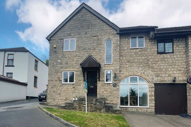 Thumbnail Cottage for sale in Brook Farm Mews, Wath-Upon-Dearne, Rotherham