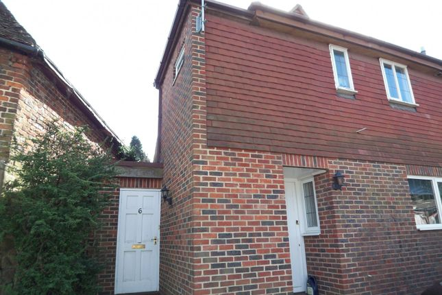 Thumbnail Maisonette to rent in Riverhead Mews, Riverhead, Sevenoaks