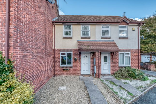 2 bed terraced house for sale in Quisters, Lyppard Hanford, Worcester WR4