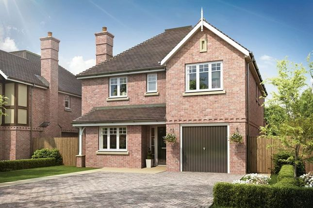 Thumbnail Detached house for sale in Walnut Grove, Crawley Down Road, Felbridge, West Sussex
