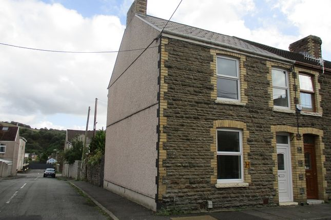 Thumbnail End terrace house to rent in Meadow Street, Cwmavon, Port Talbot, Neath Port Talbot.