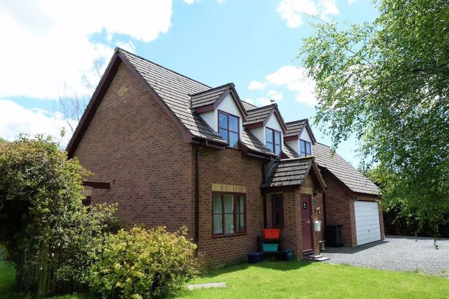 Thumbnail Detached house for sale in Trefechan, 2, Dolybont, St Harmon, Rhayader, Powys