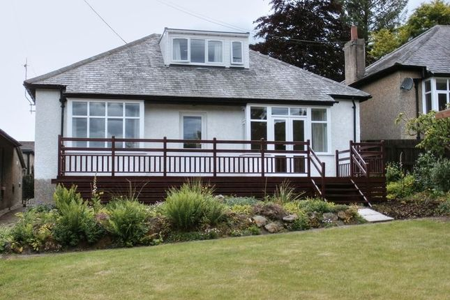 Thumbnail Detached bungalow to rent in Back Crofts, Rothbury, Morpeth