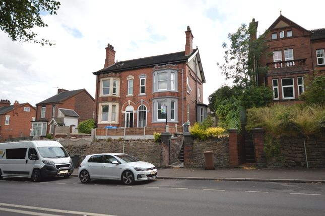 Exterior of Hartshill Road, Stoke On Trent ST4
