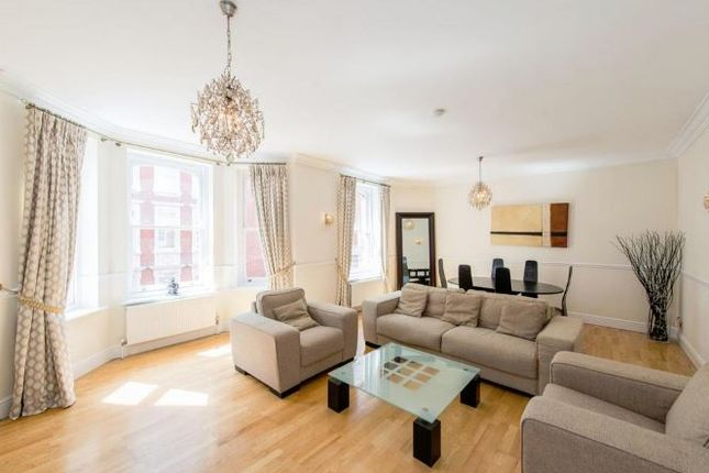 Thumbnail Flat to rent in Eastcastle Street, Marylebone, London