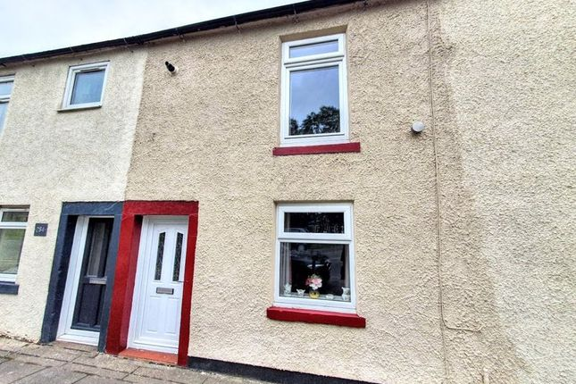 Thumbnail Terraced house for sale in Kingstown Road, Carlisle