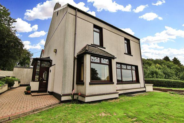 Thumbnail Detached house for sale in The Park, Blaenavon, Pontypool