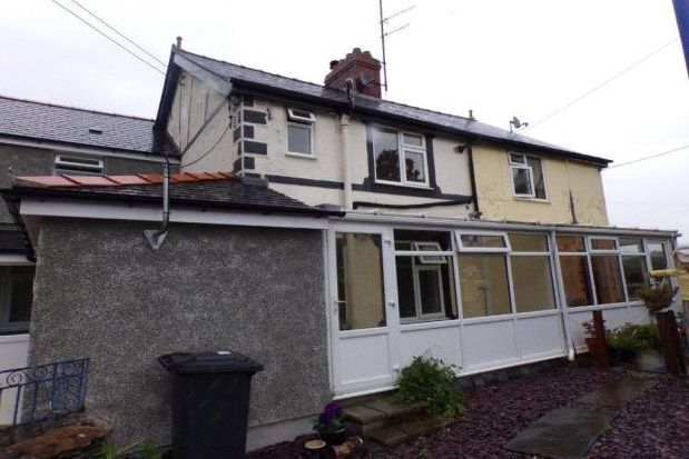 Thumbnail Terraced house to rent in Trefriw