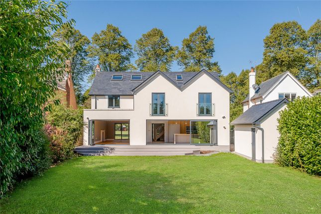 Thumbnail Detached house for sale in River Gardens, Bray, Maidenhead, Berkshire